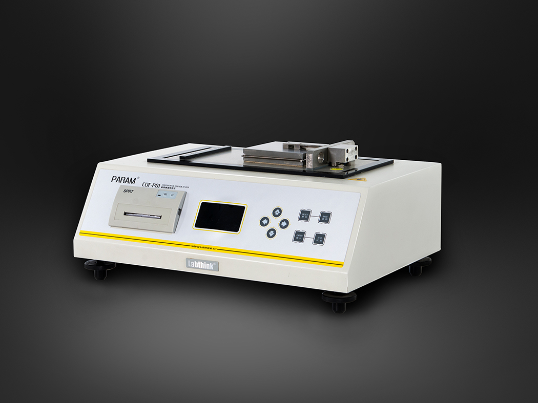 COF-P01 Inclined Surface Coefficient Of Friction Tester