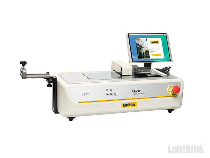 C620H Friction / Peel Tester